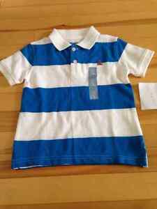Gap Polo Shirt, new with tags, size 2
