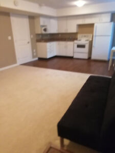 1100 square feet 2 bedroom of spacious basement for rent