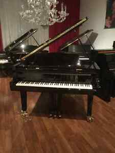 Young Chang Grand Piano. The Piano Boutique