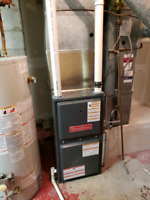 Furnaces installed from 2950.00 10 years warranty