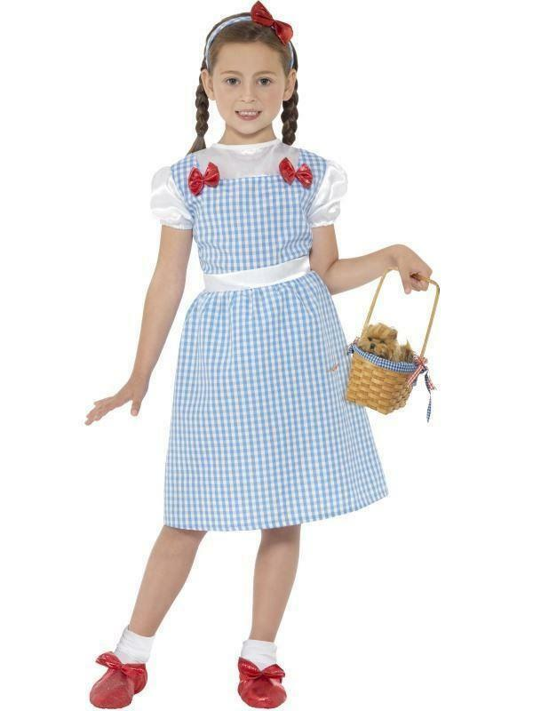 Dorothy Dressing Up Shoes