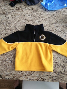 Size 3T Bruins Sweater