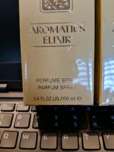 Perfume Spray  Clinique Aromatics Elixir
