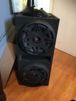 """12"""" PowerBass Subwoofer for sale"""
