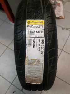 Continental Pro Contact Tx Tire