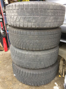 Buick, Chev, GMC rims and winter tires