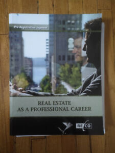 Real estate professional books for sale
