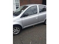 1.0 litter Toyota Yaris for sale