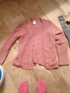 Pink knit cardigan maternity London Ontario image 1