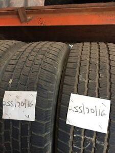 Michelin LTX P255/70R16 Oakville / Halton Region Toronto (GTA) image 1