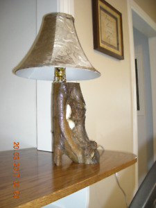 Hand Crafted One of a Kind Table Lamps (page 2)