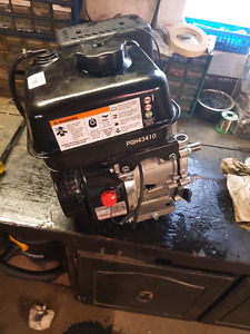 brand new damaged 179cc motor for parts
