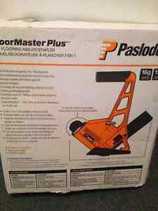FloorMaster Plus - Nailer/Stapler -Cloueuse/Agrafeuse a Plancher