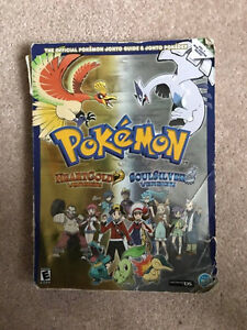 Pokemon HeartGold and SoulSilver Version Official Strategy Guide