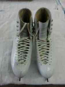 Professional figure skates