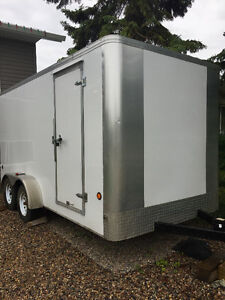 Enclosed Royal Trailer & Vending Machine Package!