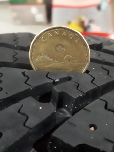14 inch Goodyear Nordic Winter tires