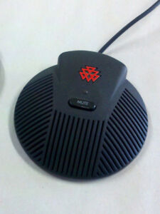 Polycom SoundStation 2 extension mic with cable