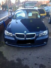 Bmw 3 series 320i good condition automatic low milage