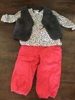 24 month old fall clothing