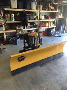Fisher Plow 7.5 SD series - Pelle Fisher 7.5 SD Series