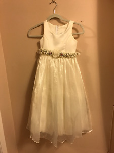 Girl's Flower Girl Dress