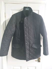 Barbour Mens coat size Small