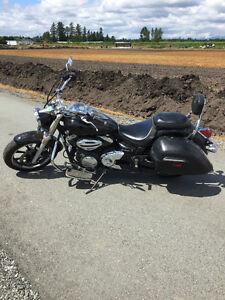 2009 Yamaha vstar 950 24kms also vstar 1100 and 650 and 1300.