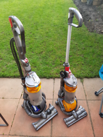 2 dyson for spares or repair.