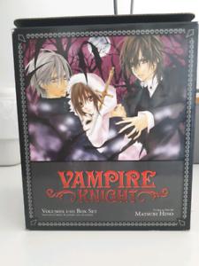 Vampire Knight Manga boxset volumes 1-10