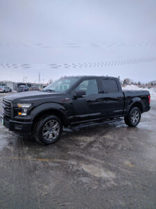2016 Ford F-150 SuperCrew XLT  with appearance package