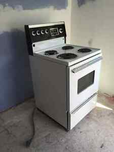"24"" apartment size stove"