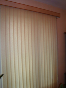 Vertical Cloth Blinds