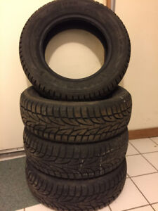 185/65R14 - (4) Brand new Sailun Ice Blazer Tires