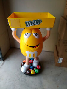 Large, giant M&M for sale