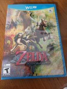 NEW Twilight Princess HD for Wii U