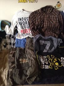Bundle boys clothing 9-10 years all for £5