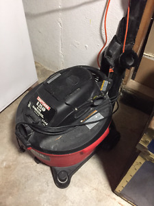 6.25HP, 60L Wet and Dry Shop Vacuum