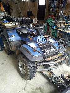 95 Suzuki King Quad 300