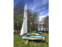 Lark sailing dinghy OFFERS OFFERS make me an offer !!