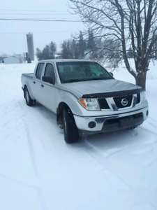 2008 Nissan Frontier V6 2 Wheel Drive