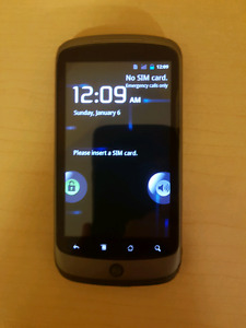 The Original HTC Nexus One