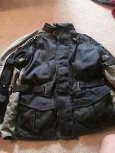 Hein Gericke adventure motorcycle jacket