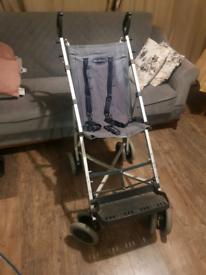 Maclaren major elite pushchair