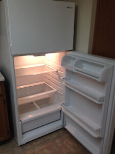 White Fridge excellent condition