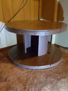 Wire Spool Table $25 OBO