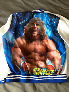 Ultimate Warrior Jacket - Great condition