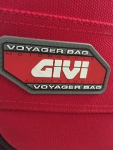 Valise Givi Voyageur motocyclette accessoire