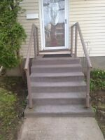 Wanted: railing installer