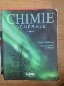 Chimie génerale - Raymond Chang